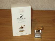 SWAROVSKI MEMORIES *NEW* Moulin à café Coffee Mill 168675 H.3,2cm