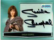 Dr Doctor Who Big Screen Auto Card A12 Sheila Steafel