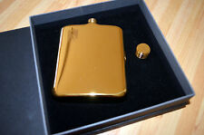X Flask Luxury Hip Flask (Rose Gold Colour)