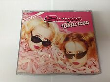 SHAMPOO  Delicious CD 4 Track B/w Kinky Ken, Outta Control And Trouble  UK Food