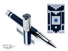 S.T.DUPONT NUEVO MUNDO LIMITED EDITION SET: FEUERZEUG + ROLLERBALL PEN + LIGHTER