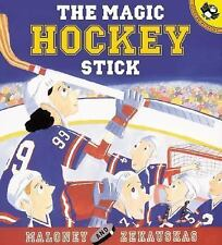 The Magic Hockey Stick (Picture Puffins)