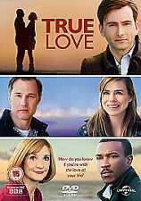 True Love - Series 1 - Complete (DVD,2-Disc Set) NEW AND SEALED DAVID TENNANT