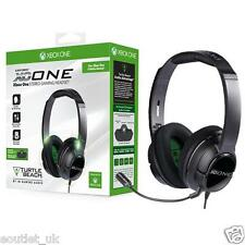 Turtle Beach Ear Force XO Xbox One S Stereo Chiacchierare Cuffie Per Giochi NEW