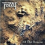 Fozzy : All That Remains CD (2010)