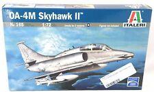 1:72 Scale OA-4M Skyhawk II Model Aircraft Kit - Italeri #165