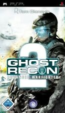 Tom Clancy's Ghost Recon Advanced Warfighter 2  PSP Game Only