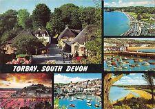 B100238 torbay south devon ship bateaux   uk