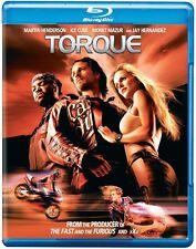 Torque Blu-ray Region A