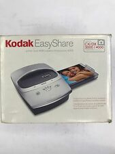 KODAK EASYSHARE PRINTER DOCK 4000 CX/DX 3000/4000,With CAMERA DX4530
