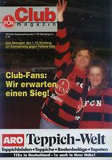 II. BL 94/95 1. FC Nürnberg - Fortuna Köln, Tobias Maus + 06.11.1993 FC Bayern