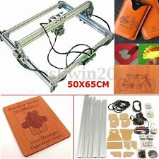 50*65cm Area Mini Laser Engraving Cutting Machine Printer Kit No LaserHead New