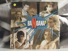 BANDANA' - OMONIMO - S/T - LP NEAR MINT COVER: EX ASCOLESE MERCURIO PENNINO