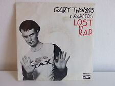 GARY THOMAS & RAPPERS Lost in rap 11675