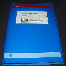 Werkstatthandbuch VW Passat B5 Typ 3B Motronic Einspritzanlage Zündanlage 1996!