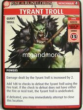 Pathfinder Adventure Card Game - 1x Tyrant Troll - Fortress of the Stone Giants