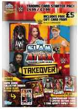 WWE Slam Attax NXT Takeover Starter Packs