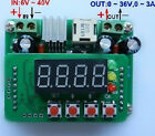 Digital-controlled Constant Current Voltage DC Step-Down LED Driver Module