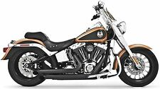 Freedom Performance - HD00047 - Declaration Turn-Out Exhaust System, Black`