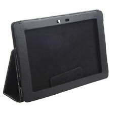 Leather Case Cover for Asus Eee Pad Transformer TF101 10.1-Inch TF10... ED