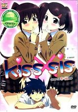 ANIME UK Based KISSxSIS Full TV Series DVD