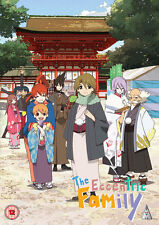 Eccentric Family Complete Series Collection DVD New & Sealed ANIME