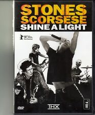 DVD THE ROLLING STONES *SHINE A LIGHT*