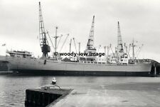 rp02976 - Finnish Cargo Ship - Angra , built 1957 - photo 6x4