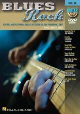 Guitar Play-Along Blues Rock Learn to Play Tube Snake Boogie CROSSFIRE Music DVD