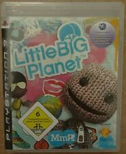 Little Big Planet Playstation 3 PS3 Video-Spiel Bluray Disc Sony Games