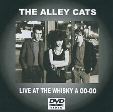 THE ALLEY CATS - LIVE AT THE WHISKY A GO-G0 - NEW DVD