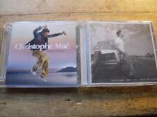Christophe Maé [2 CD Alben] Comme Maison LIVE + Route