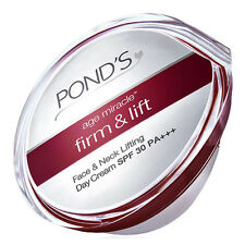 Pond's Age Miracle Firm and Lift Face and Neck Lifting Anti Aging Day Cream 50g