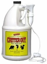 Rat Mouse and Rodent Repellent: Critter Out 1 Gallon Ready-To-Use
