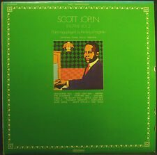 LP SCOTT JOPLIN - ragtime vol. 2, piano rags played by the king of ragtime