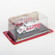 Fire Truck Autopompe International 1627 Wasterlain 1:50 - Belgium - 1973 NEW !!!
