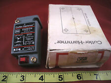 Cutler Hammer E50SGN Series A3 Limit Switch Body Only Eaton Single Pole Nib New