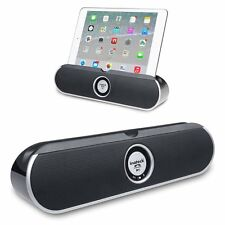 Inateck Bluetooth Portable Speaker Stand Dock for iPhone 7plus 6/6s Android iPad