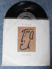 "T´Pau ""Heart and Soul"" 7 inch single"