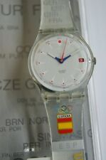 Swatch GK419P Run After Spain Spanien - Olympic Special Sydney 2000