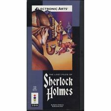 The Lost Files Of Sherlock Holmes 3DO For 3DO Vintage