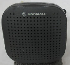 MOTOROLA HSN4038A SPEAKER WITH BRACKET-WIRE AND HARWARE