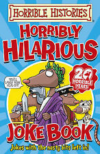 Horribly Hilarious Joke Book (Horrible Histories), Deary, Terry