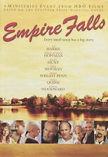 Mint DVD Empire Falls HBO Miniseries 2 Disc Collectible Set Helen Hunt Ed Harris