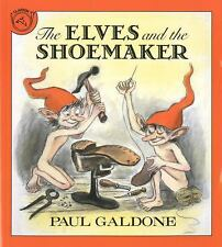 Paul Galdone Classics: The Elves and the Shoemaker by Paul Galdone (1986,...