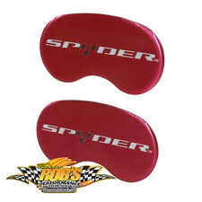 NEW CAN-AM SPYDER RED BRAKE CALIPER COVER GS RS 219400074
