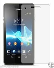 3 x screensaver screencover screenprotector pour Sony Xperia V LT25i