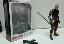 Play arts kai Cyborg Ninja Metal Gear Solid