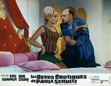 SEXY ELKE SOMMER THE WICKED DREAMS OF PAULA SCHULTZ 1969 VINTAGE LOBBY CARD #3
