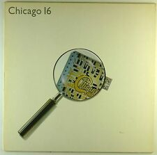 "12"" LP - Chicago - Chicago 16 - A3469 - washed & cleaned"